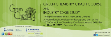 Green Chemistry and Sustainability Scholars at CSC 2017