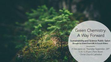 Green Chemistry: A Way Forward